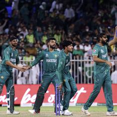 T20 World Cup: How Pakistan pulled off a victory over New Zealand at the end of a rollercoaster ride
