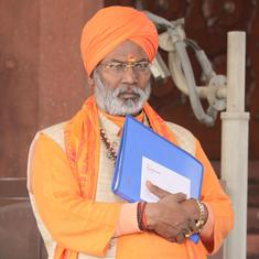 Demolish Jama Masjid in Delhi, hang me if Hindu idols are not found there, says Sakshi Maharaj