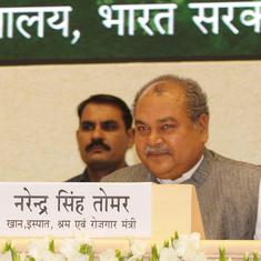 Hope farmers would see the benefits of new laws, says Union minister Narendra Tomar