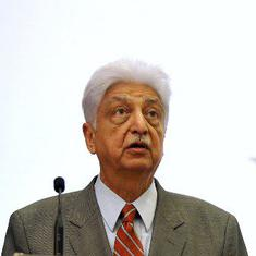 Coronavirus outbreak: Azim Premji Foundation, Wipro to donate Rs 1,125 crore to tackle health crisis