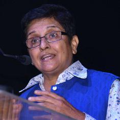 Madras HC says L-G Kiran Bedi can't interfere in affairs of Puducherry government