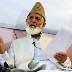 Court allows ED to interrogate Syed Ali Shah Geelani's son-in-law in terror financing case