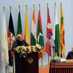 Why SAARC has not been able to replicate the success of the European Union or ASEAN