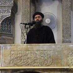 Pakistan senator expresses doubts about Islamic State chief Abu Bakr al-Baghdadi's death