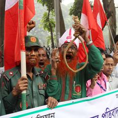 Bangladesh tribunal sentences two to death for committing crimes against humanity during 1971 war
