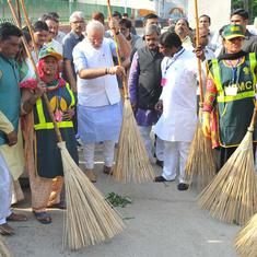 Swachh Bharat cess being levied even after introduction of GST, reveals RTI query: The Wire