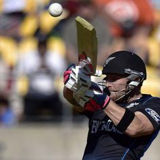 Still not best of friends with Ross Taylor but have immense respect for him, says Brendon McCullum