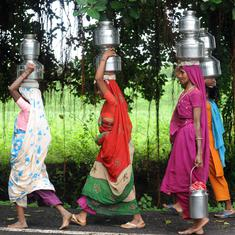 94 million Indians are at greater risk from coronavirus because of lack of access to clean water