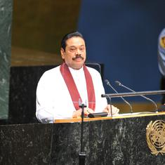 Sri Lanka: Court issues interim order restraining Mahinda Rajapaksa from acting as PM