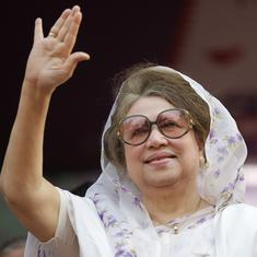 Bangladesh: Former PM Khaleda Zia sentenced to seven years in jail in corruption case