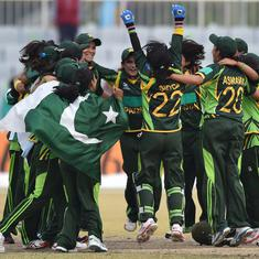 This novel delves into match-fixing in Pakistan – through women's cricket