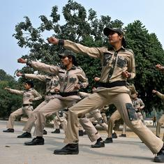 In charts: Only 7% of India's police force is women. This hurts investigations into gender violence