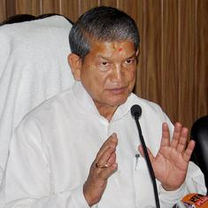 Uttarakhand: Harish Rawat says Congress will build Ram temple if it is voted to power at Centre