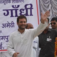 Lok Sabha polls: Rahul Gandhi's nomination papers are valid, rules Amethi returning officer
