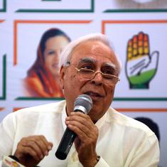 Prashant Bhushan case: 'Contempt power used as sledgehammer,' says Congress leader Kapil Sibal