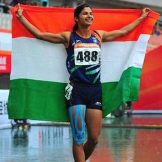 I'm confident about my chances: Indian sprinter Srabani Nanda on qualifying for Tokyo Olympics