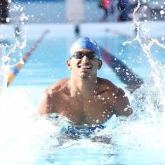 Swimming: Sajan Prakash creates history as he achieves Olympic qualification mark