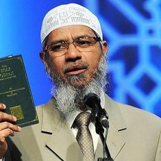 Maharashtra ATS chargesheet says Islamic State-like group was inspired by Zakir Naik's teachings