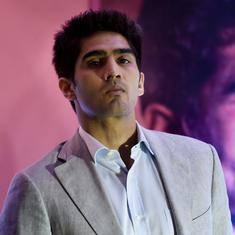 Asked a few athletes to not lend support to farmers, the government could hurt them: Vijender Singh