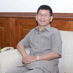 Former Arunachal Pradesh CM Kalikho Pul's son found dead at his UK apartment