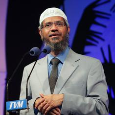 Money laundering case: ED attaches Zakir Naik's properties worth Rs 16.50 crore