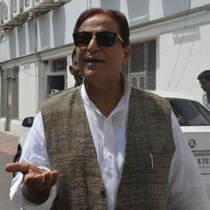 'Madrasas do not breed people like Nathuram Godse or Pragya Singh Thakur,' says Azam Khan