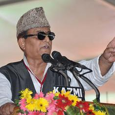 Samajwadi Party leader Azam Khan, wife and son sent to judicial custody in forgery case