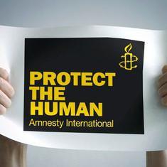 Amnesty International India to move Karnataka HC against freezing of bank accounts