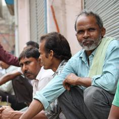 'Happy days are over': Workers return empty-handed from Delhi's labour hubs as jobs slowly disappear