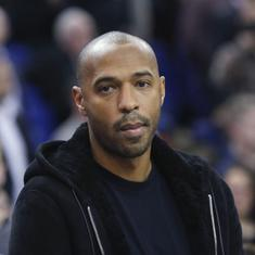 Arsenal and France legend Thierry Henry set to take over as Monaco coach: Reports