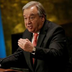 India among 'most vulnerable' to rising sea levels due to climate change, says UN chief