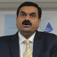 CBI books Adani Enterprises for alleged fraud in getting coal supply contract in 2010