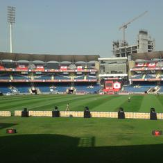 FIFA delegates satisfied with preparations at Navi Mumbai's DY Patil Stadium for Women's U-17 WC