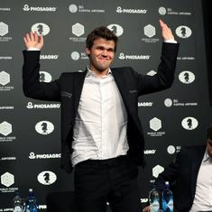 Magnus Carlsen, the best chess player in the world, is one of the best in fantasy football too