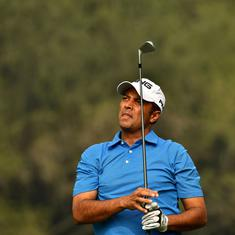 Golf: India's Arjun Atwal tied 38th after first round of Barracuda Championship