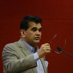 Series of reforms has slowed down GDP growth, says NITI Aayog CEO Amitabh Kant