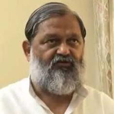 Haryana will set up committee to draft strict law against 'love jihad', says minister Anil Vij