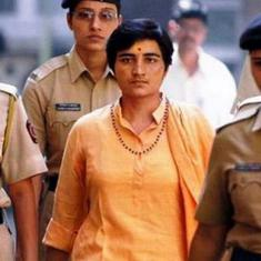 Father of Malegaon blasts victim files plea to restrain Pragya Thakur from contesting elections
