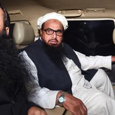 LeT founder Hafiz Saeed sentenced to 10 years in prison in two terror cases: Reports