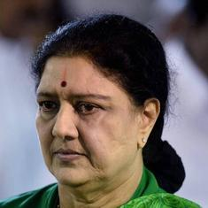 Tax officials seize 'benami assets' worth Rs 1,600 crore of VK Sasikala: Reports