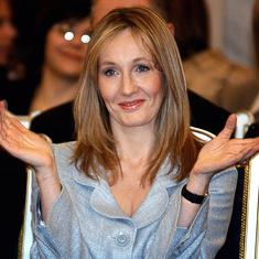 Why you shouldn't follow JK Rowling's advice on beating coronavirus