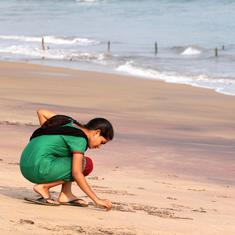 High alert: We may lose half the world's sandy beaches to sea-level rise by 2100