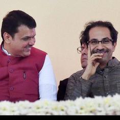 Maharashtra: Shiv Sena accuses BJP of deriving 'sadistic pleasure' out of political deadlock