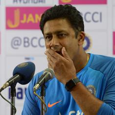 Back off and help the players relax: Anil Kumble on his coaching mantra at Kings XI Punjab