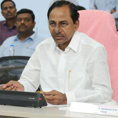 Telangana: BJP seeks apology from CM after aide criticises appointment of governors