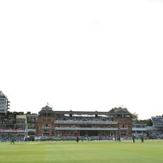 Coronavirus: MCC decides to provide parking and storage spaces at Lord's cricket ground to NHS staff