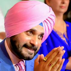 Navjot Singh Sidhu banned from campaigning for 72 hours after communal remarks