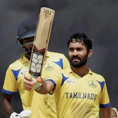 Cricket: Dinesh Karthik to captain full-strength Tamil Nadu side in Syed Mushtaq Ali Trophy