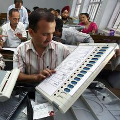 Opposition leaders renew demand to verify 50% votes using VVPAT slips, to move Supreme Court again