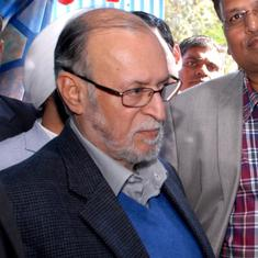 Delhi violence: Lieutenant Governor Anil Baijal overrules Cabinet's decision on panel of lawyers
